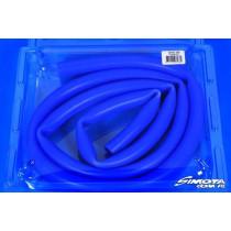 Univerzális silicone cső 20x26x212 cm Kék